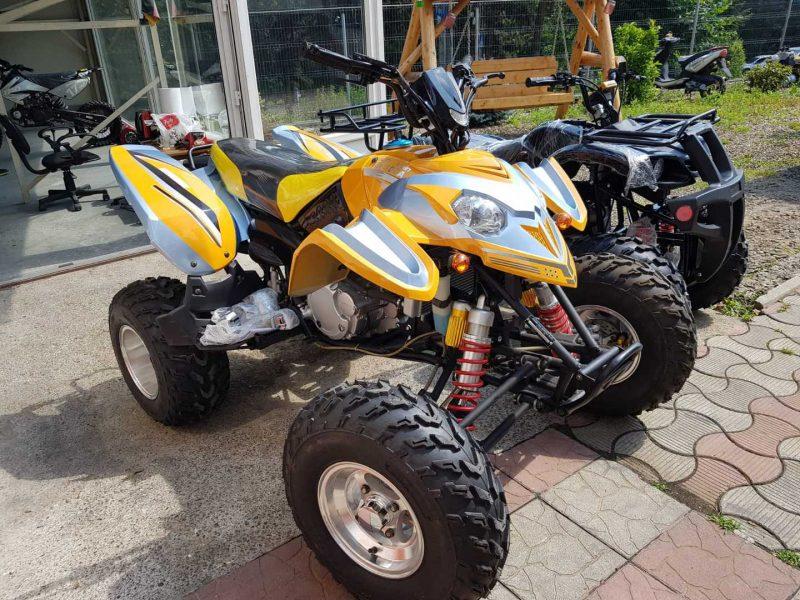 ATV DE VANZARE ATV HURRICANE SPIDER 350cc